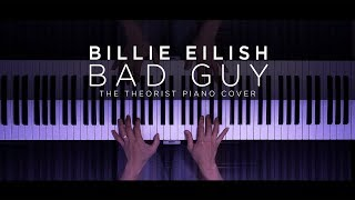 Baixar Billie Eilish - bad guy | The Theorist Piano Cover