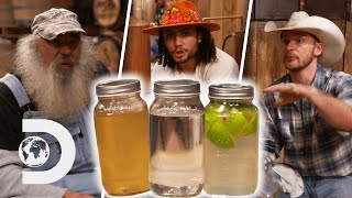 Moonshiners Have A Spiced Rum Faceoff! | Moonshiners: Master Distiller