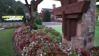 hd motion cam video of greystone lodge at the aquarium gatlinburg tn hotel