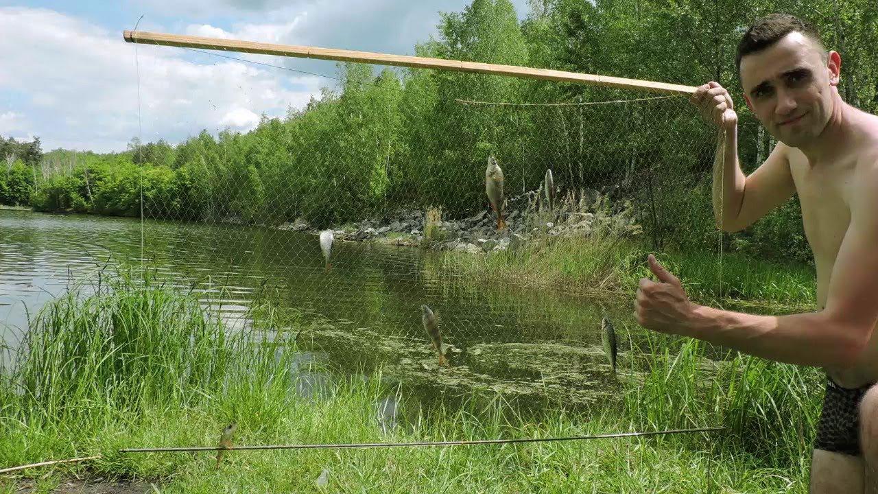 заборчики для рыбалки