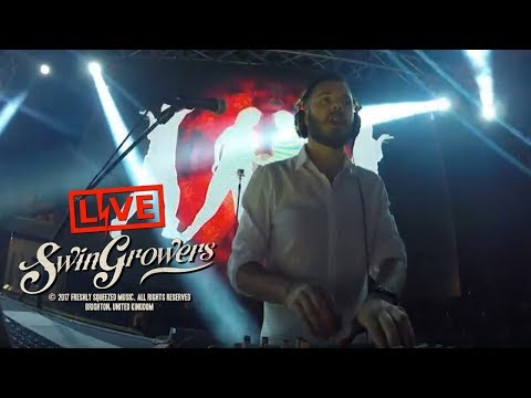 Swingrowers - LIVE open air concert in Palermo, Italy 2017 ( Official promo )