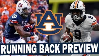 Auburn 2019 Running Backs Preview - Plenty of Depth, But is There a Star?