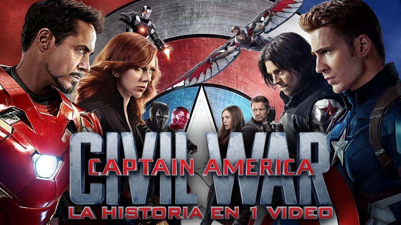Capitan America Civil War Online