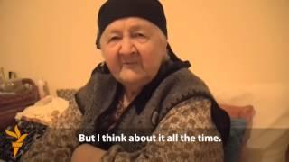 Crimean Tatars, Still Living In Shadow Of 1944 Crimean Tatar Woman Fears War RFERL 21/03/2014