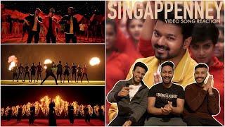 SINGAPPENNEY Video Song Reaction | BIGIL | Thalapathy Vijay | Nayanthara | A.R Rahman.mp3