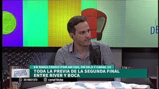Habló el Muñeco Gallardo sobre la súperfinal
