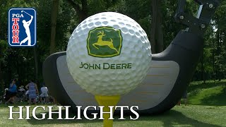 Highlights | Round 1 | John Deere 2018