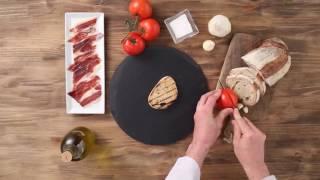 Przepis Chleb, pomidor i szynka /Smacznego! 30