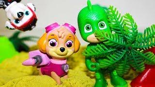 Щенячий патруль УЧИМ ЦВЕТА Мультики для детей Игрушки Развивающие #Мультфильмы Learn colors with