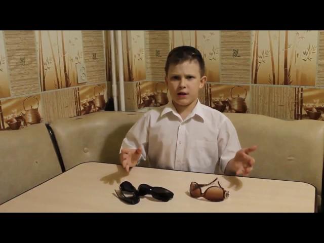 Изображение предпросмотра прочтения – КириллДомнин читает произведение «Мартышка и очки» И.А.Крылова