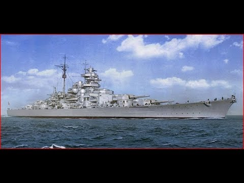 Как потопили Бисмарк