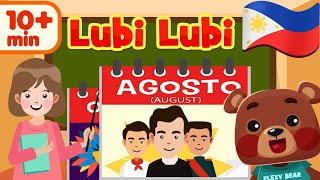Lubi Lubi Filipino Nursery Rhyme | Awiting Pambata Compilation Songs