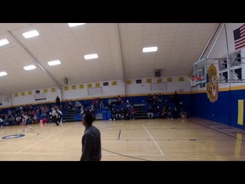 Highland View Academy Girls Basketball @ Broadfording 11/20/17