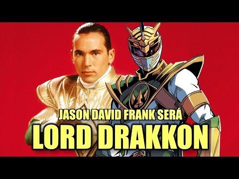 RangerNews #18 - Jason David Frank será LORD DRAKKON