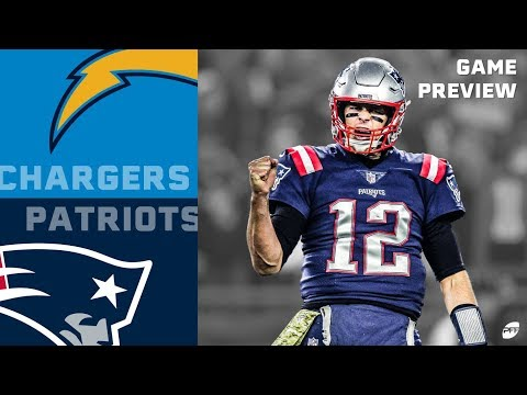 Game Preview: Chargers vs. Patriots | PFF