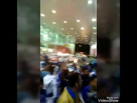 TORCIDA DO CSA INVADINDO O AEROPORTO