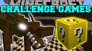 Minecraft: TIMBER WOLF CHALLENGE GAMES - Lucky Block Mod - Modded Mini-Game
