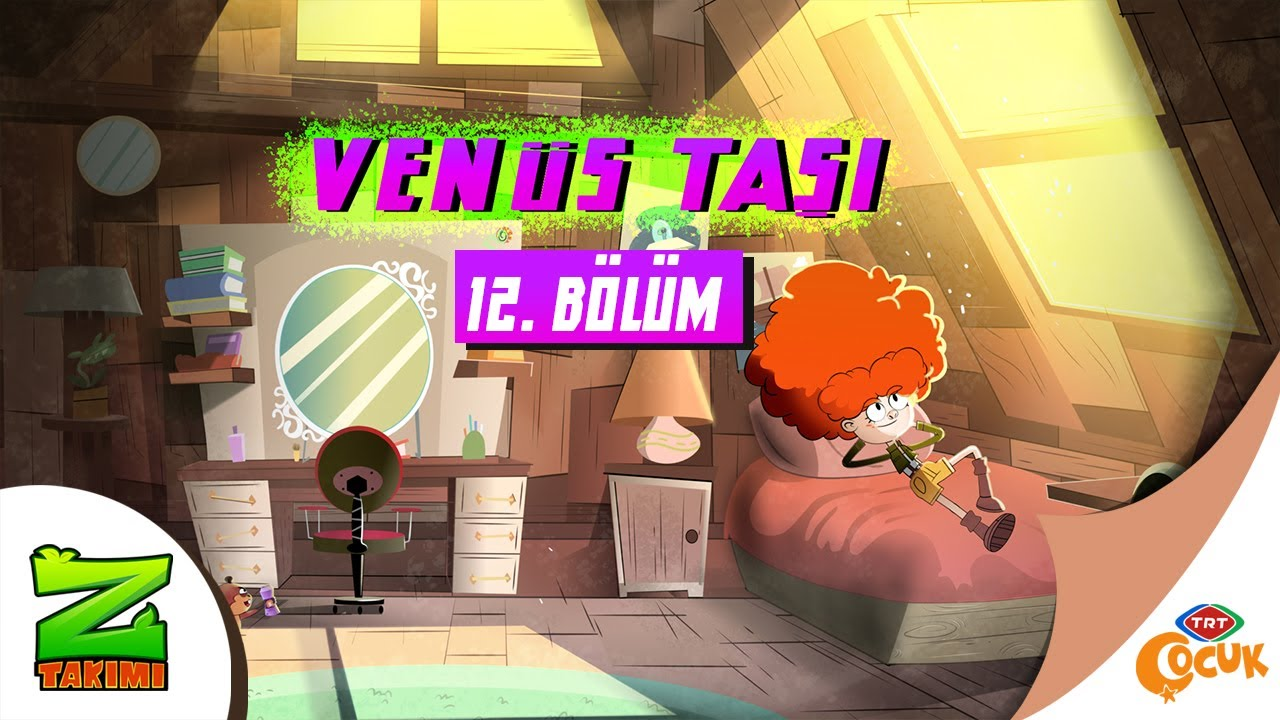 Download Z TAKIMI | VENÜS TAŞI | TRT ÇOCUK