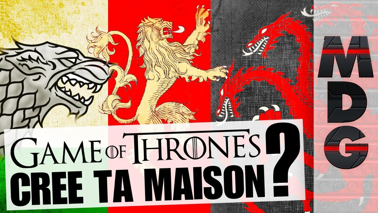 Game of thrones comment cr er sa propre maison youtube - Creer sa propre maison ...