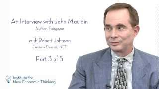 John Mauldin - The Long Game for Developed Country Debt 3/5