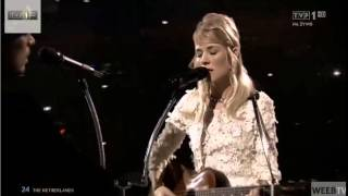 HD Eurovision 2014 The Netherlands Grand Final: The Common Linnets - Calm After The Storm ( LIVE )