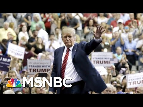 Candidate Donald Trump Said Hillary Clinton Would Have Constant Legal Woes | The 11th Hour | MSNBC
