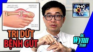 Dr. Wynn: Phương pháp mới trị dứt bệnh Gout (Gút)