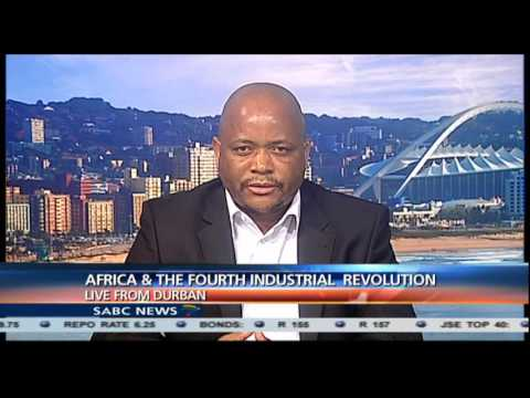 Africa and the fourth industrial revolution: Kuseni Dlamini