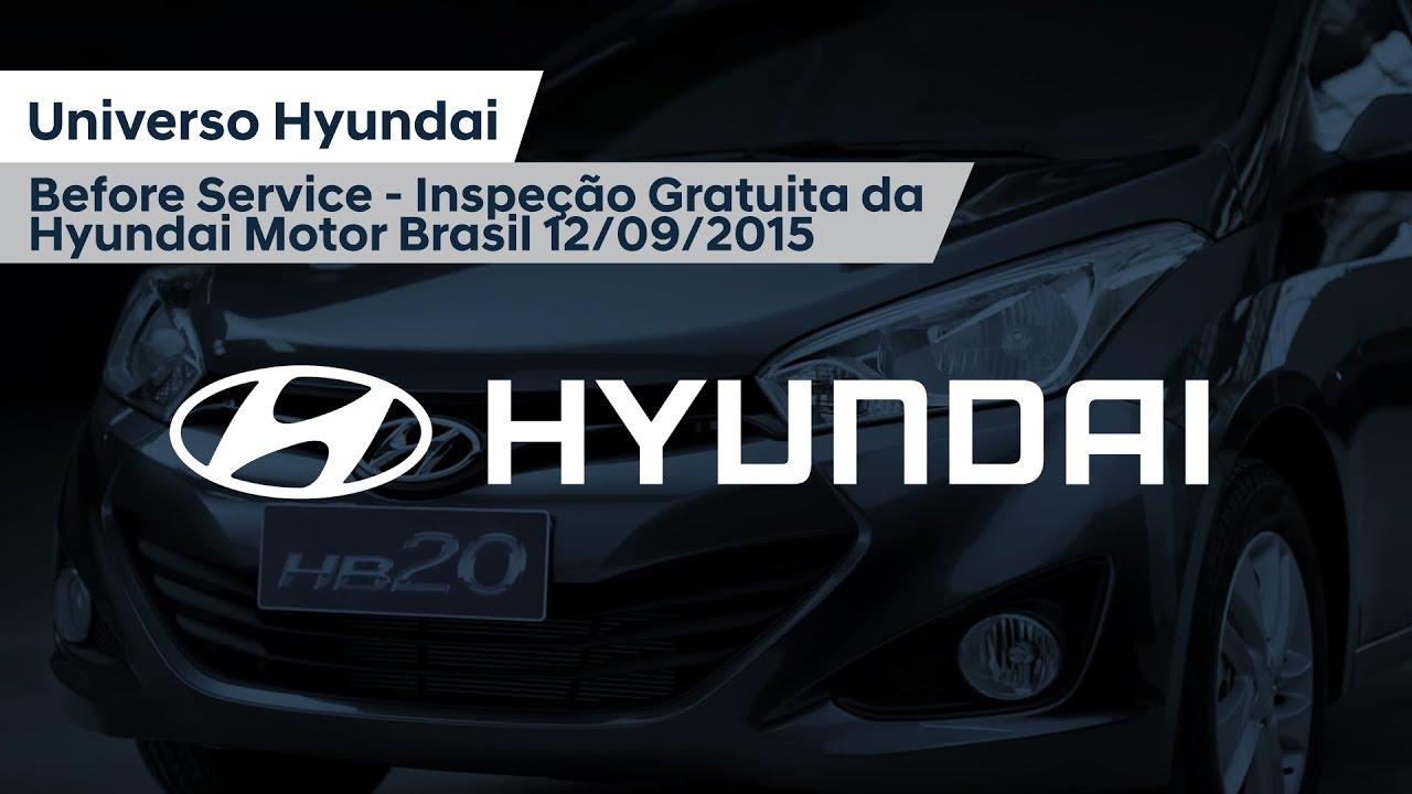 Hyundai before service inspe o gratuita da hyundai for Hyundai motor finance contact