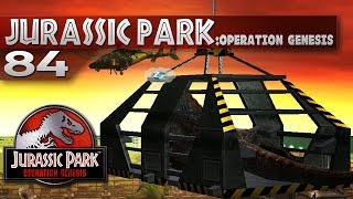 Jurassic Park: Operation Genesis || 84 || Moving and Finding