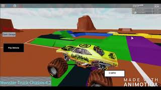 THE MOST HYPED EVENT OF ALL TIME!!! MONSTER JAM ROBLOX ITS GOING TO GO CRAZY
