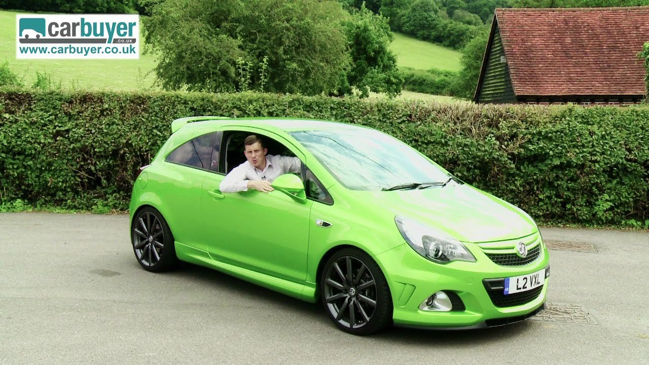 Vauxhall Corsa VXR hatchback review - CarBuyer - YouTube