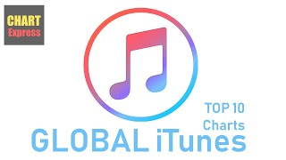 Global iTunes Charts   Top 10   18.07.2021   ChartExpress - itunes charts today south africa