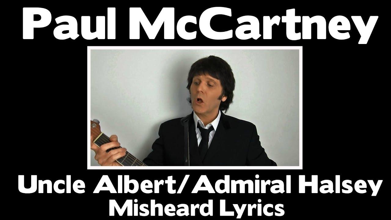 Wings – Uncle Albert/Admiral Halsey Lyrics   Genius Lyrics