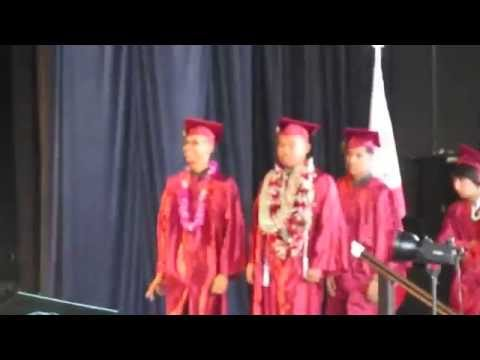 Mt Diablo High School Graduation class of 2014