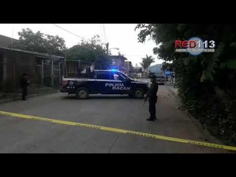 VIDEO Festejaba el Día del Padre y es muerto a balazos en Uruapan