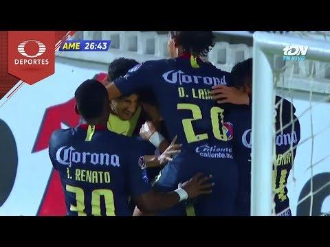 América contundente | Veracruz 0 - 3 América | Copa Mx J-4 | Televisa Deportes