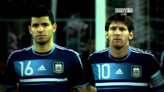 Leo Messi the Best- 2012)