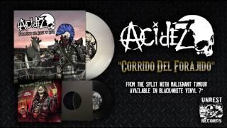 Acidez- El Corrido del Forajido