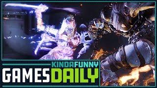 Destiny 2: Forsaken Details - Kinda Funny Games Daily 06.05.18