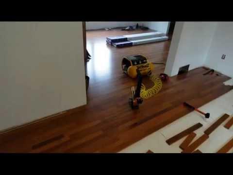 of brazilian cherry hardwood flooring