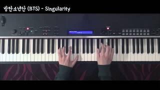 방탄소년단 (BTS) - Singularity [Piano Cover]