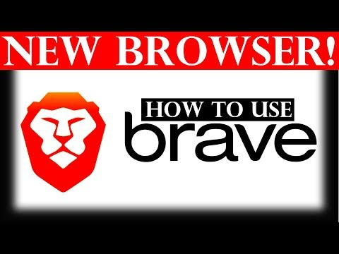 How To Use Brave Browser (Tutorial)