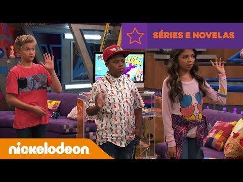 Game Shakers  Kayla Bunger  Brasil  Nickelodeon em Português