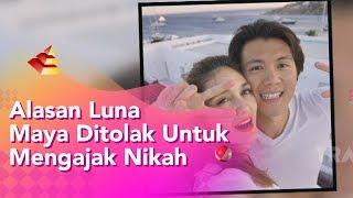 RUMPI - Alasan Luna Maya Ditolak Untuk Mengajak Nikah (23/10/19) Part1