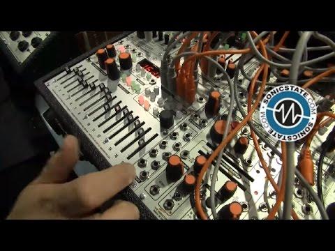 NAMM2016:  Industrial Music Electronics (Harvestman) Stillson Hammer Mk2