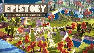 Epistory - Typing Chronicles: Release Trailer