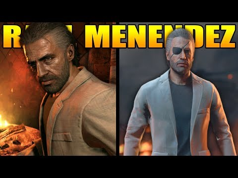 The Full Story of Raul Menendez (Black Ops Story)
