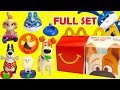 2019 Secret Life of Pets 2 McDonald's Happy Meal Toys Full Set