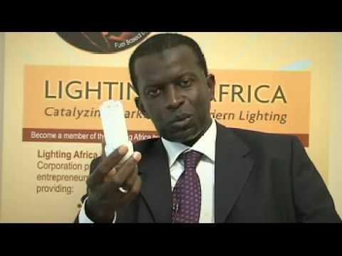 Lighting Africa - World Bank & IFC - M. Ndiay - Shanghai D.